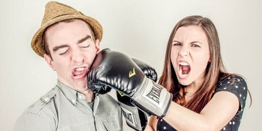 Tired of couple's arguments?